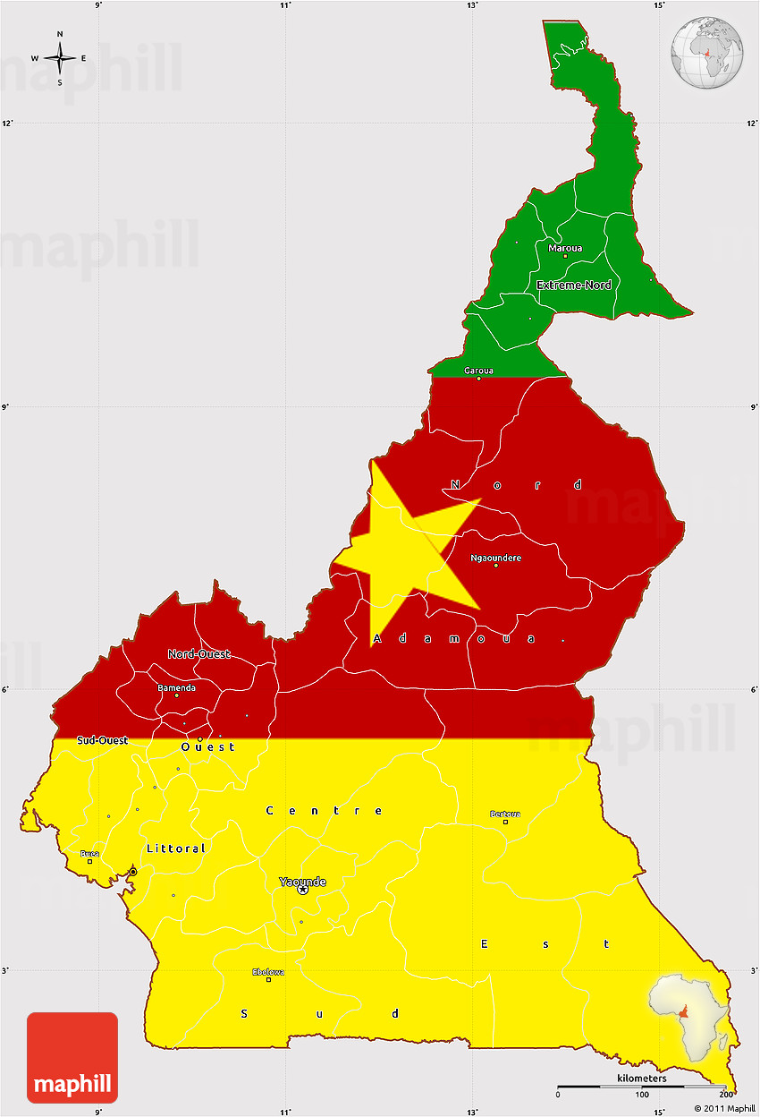 International Treaty and Constitution Contradictions of Cameroon
