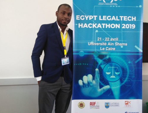 Interview de Willy S. Zogo: L'Egypte Legal Tech conference et son avenir